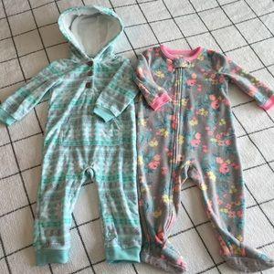 2 Sleepers / Pajamas